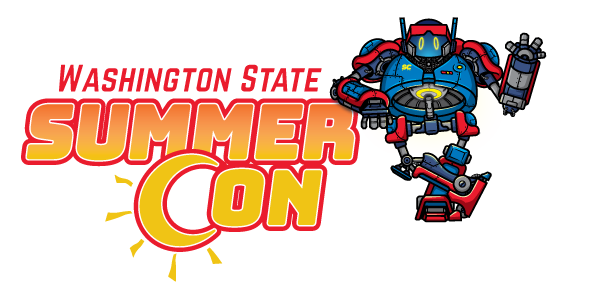 Washington State Summer Con Logo